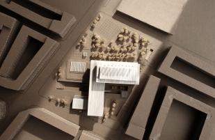 """Çanakkale Belediyesi """"Yeşil"""" Yerel Yönetim ve Kültür Merkezi Binası Yarışması, maer&partners"""