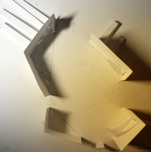 Surf Station Project 09, mass model