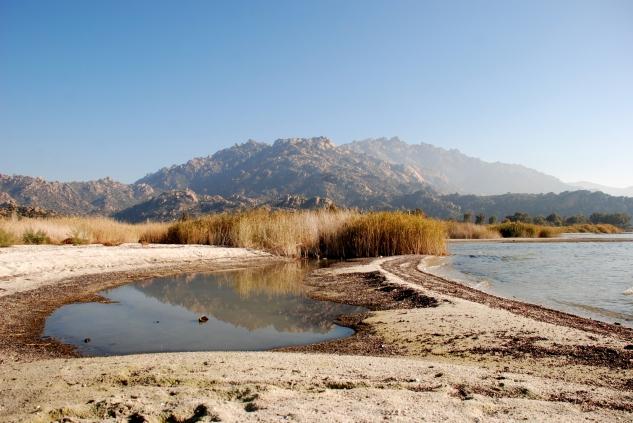 Heraklia, Lake Bafa, Turkey
